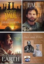 Apostle Paul - Set of 4