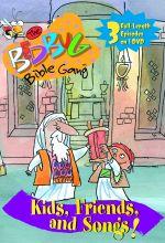 Bedbug Bible Gang: Kids, Friends And Songs!