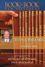 Book by Book - Titus and Philemon