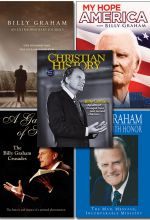 Billy Graham - Set of 5