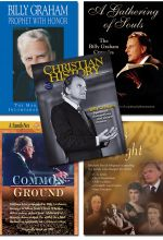 Billy Graham Set of 5