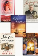 Bestselling Biographies - Set of 5