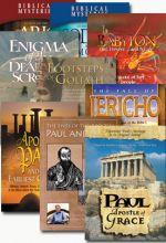 BAR Ad - Explorations of Biblical & Ancient History