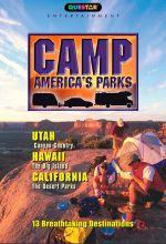 Camp America's Parks: Utah, Hawaii, California