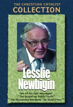 Christian Catalysts Collection: Lesslie Newbigin - .MP4 Digital Download