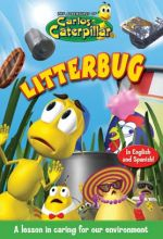 Carlos Caterpillar #4: Litterbug - .MP4 Digital Download