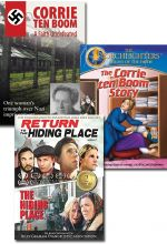 Corrie ten Boom - Set of 3 DVDs
