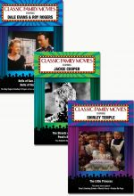 Classic Family Movies - Set of 3
