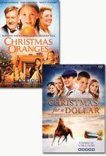 Christmas Oranges/Christmas for a Dollar - Set of 2