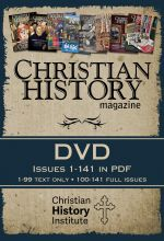 Christian History Magazine Archive CD-ROM