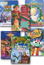 Children's Christmas Sampler - Set of Six