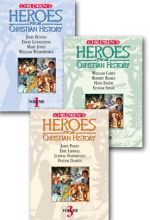 Children's Heroes From Christian History - Set of Three