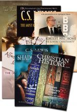 C. S. Lewis - Set of 5 plus free magazine