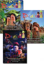 Deditos - Set of 3