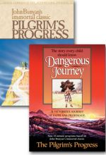 Dangerous Journey & Pilgrim's Progress (Anim.) - Set Of Two