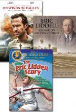 Eric Liddell - Set of 3