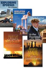 Exploring Biblical Turkey and Greece - Set of 5