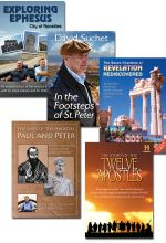 Exploring Biblical Turkey and Greece - Set of 5 DVDs