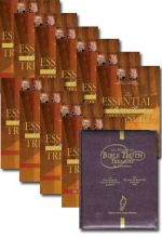 Essential Bible Truth Treasury Set And Leatherette Manual - Set Of Ten