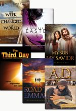 Favorite DVDs for Easter (WM0316)