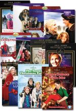 Hallmark Christmas Movies - Set of 11