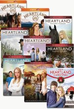 Heartland - Seasons 1-8