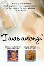 I Was Wrong - .MP4 Digital Download