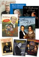 Influential Baptists - Set of 5 DVDs and 3 Magazines