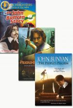 John Bunyan - Set of Three