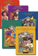 Kids Ten Commandments - Set Of Five