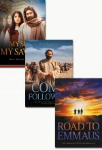 Life of Christ - Set of Three
