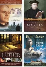 Martin Luther - Set of 4