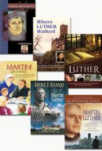 Martin Luther DVD Collection - Set of Six