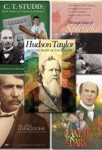 Missionary Pioneers - Set of 5