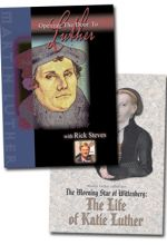 Opening The Door To Luther / Life Of Katie Luther - Set Of Two