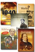 Pioneering Missionaries - Set of Five