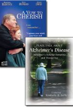 Plain Talk About Alzheimer's Disease / Vow To Cherish - Set Of Two