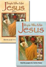 People Who Met Jesus I & II - Set Of Two