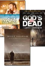Popular Christian Movies - Set of 3