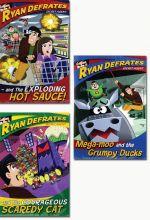 Ryan Defrates - Set of Three