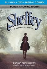 Sheffey Commemorative Edition DVD & BluRay Combo