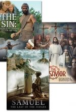 Samuel, The Sin, and The Savior - Set of 3