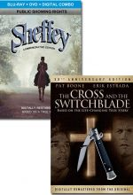 Sheffey Commemorative Edition & The Cross and the Switchblade 50th Anniversary Edition