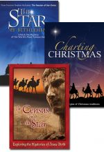 Star of Bethlehem, Charting Christmas, & Census and the Star