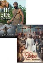 Sin and Savior - Set of 2