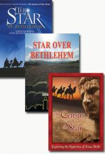 Star of Bethlehem/Census and Star/Star Over Bethlehem - Set of Three