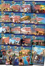 Torchlighters - Set of 20 DVDs plus Bonus DVD