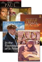 The Apostles - Set of 5
