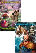 The Animated Bible Series - Set of 2
