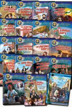 Torchlighters Set of 18 DVDs + Bonus DVD